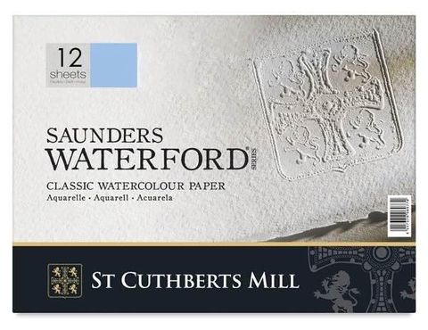 Saunders Waterford Block (CP) NOT 12 Sheets