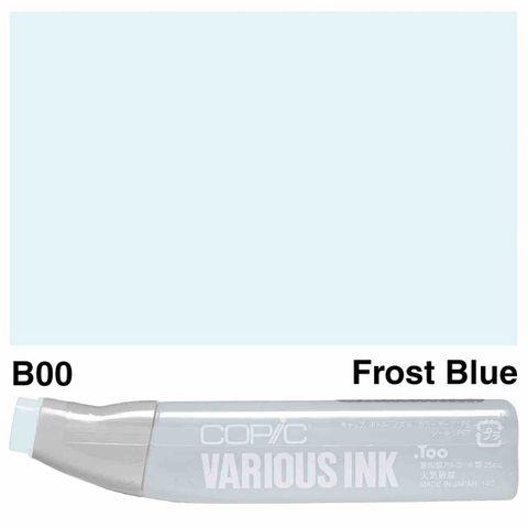 Copic Ink B000-Pale Porcelain Blue