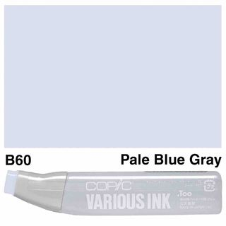 Copic Ink B60-Pale Blue Gray