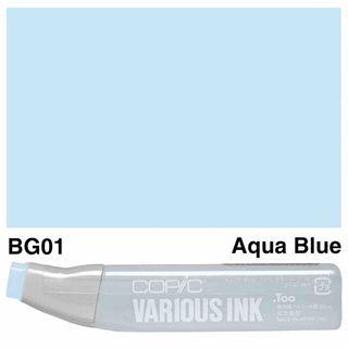 Copic Ink BG01-Aqua Blue