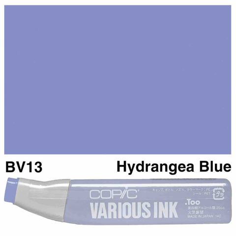 Copic Ink BV13-Hydrangea