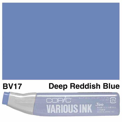 Copic Ink BV17-Deep Reddish Blue