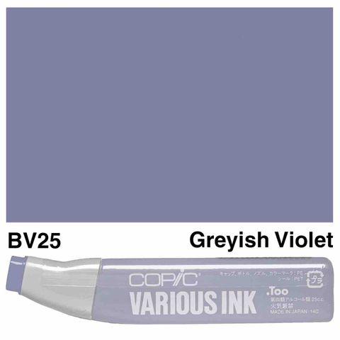 Copic Ink BV25-Grayish Violet
