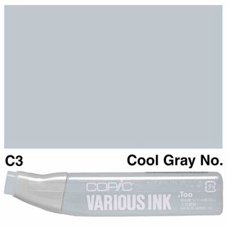 Copic Ink C3-Cool Gray No3