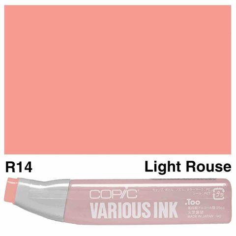 Copic Ink R14-Light Rouse