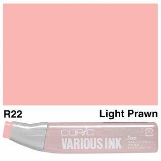 Copic Ink R22-Light Prawn