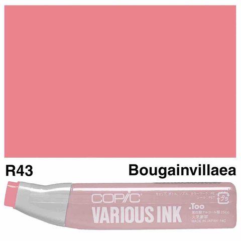 Copic Ink R43-Bougainvillaea