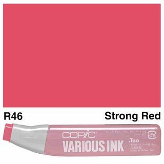 Copic Ink R46-Strong Red