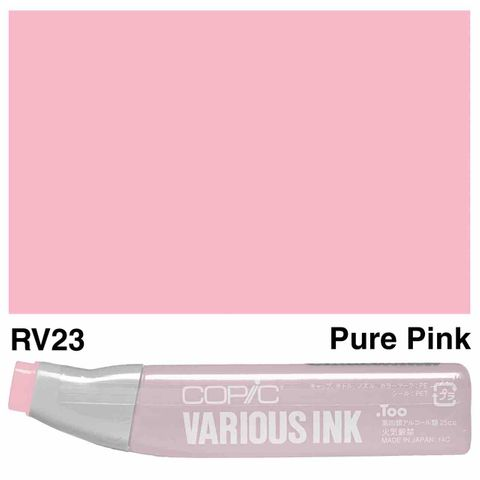 Copic Ink RV23-Pure Pink