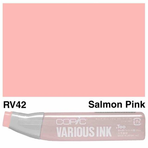 Copic Ink RV42-Salmon Pink