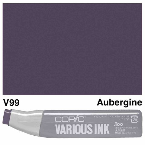 Copic Ink V99-Aubergine
