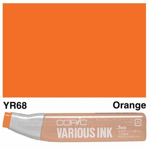 Copic Ink YR68-Orange