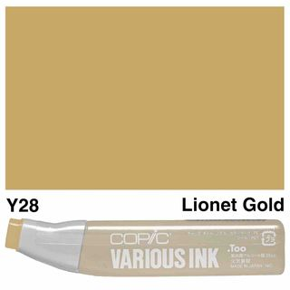 Copic Ink Y28-Lionet Gold