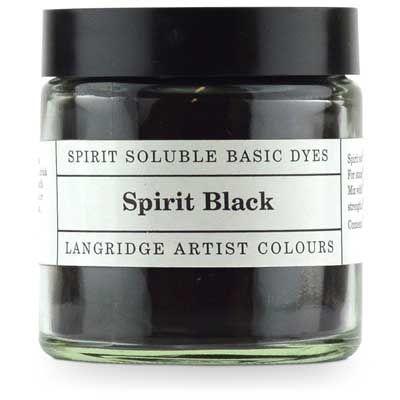 Spirit Black Dye