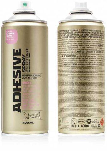 Montana Gold Aerosol Adhesive