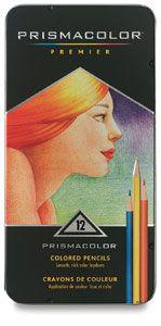 Prismacolor Premier Pencil Set 12