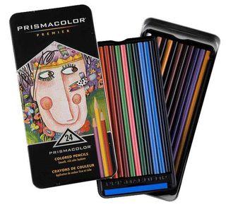 Prismacolor Premier Pencil Set 24