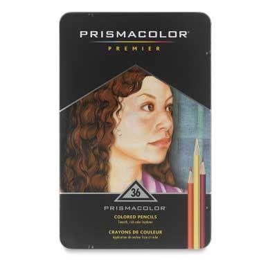 Prismacolor Premier Pencil Set 36