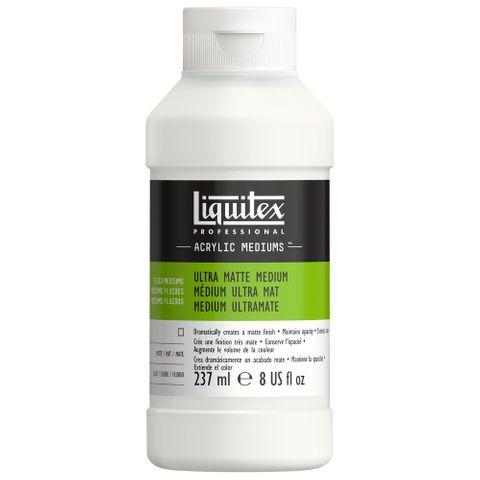 Liquitex Ultra Matte Medium