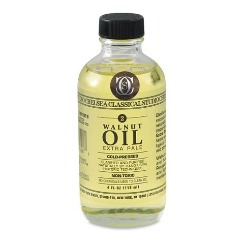 02 Chelsea Classic Walnut Oil 118ml