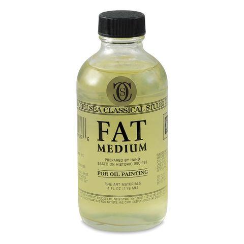 02 Chelsea Classic Fat Medium 118ml