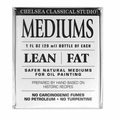 Chelsea Classic Sampler Mediums ( Lean & Fat )