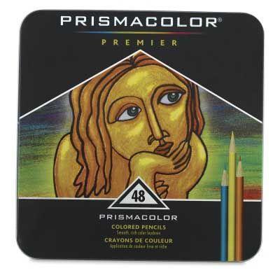Prismacolor Premier Pencil Set 48