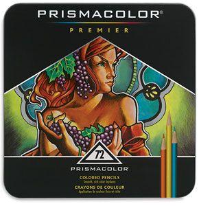 Prismacolor Premier Pencil Set 72
