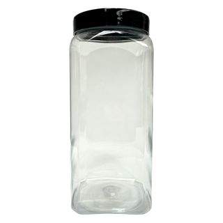 Empty Jar With Lid