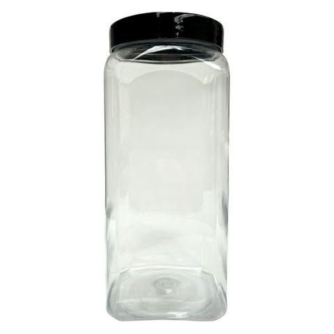 Empty 500ml Jar With Lid