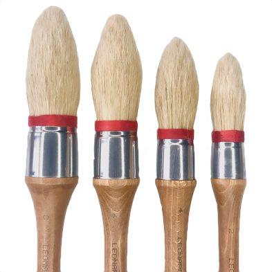 Leonard 0067RL Bristle Sash Brush