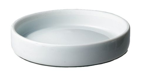 Porcelain Round Single Dish