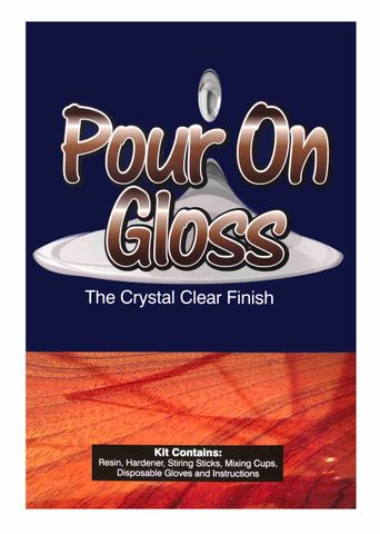04 Pour on Gloss - The Crystal Clear Finish