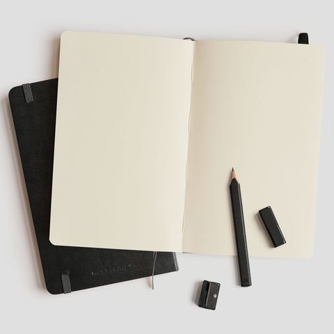 Moleskine Sketchbook Album - 80 Sheets