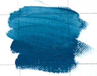Langridge Oil 110ml Cerulean Blue