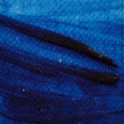 Langridge Oil 110ml Prussian Blue