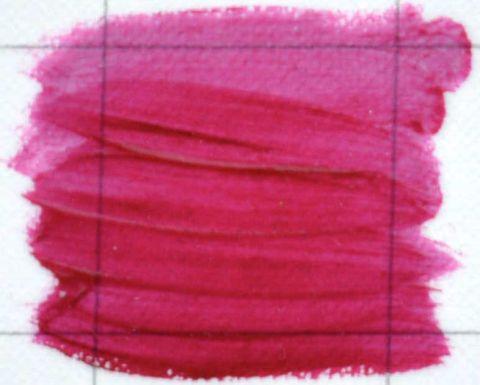 Langridge Oil 110ml Quinacridone Magenta
