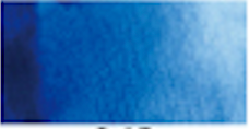 Kuretake Gansai Tambi Pan - CERULEAN BLUE
