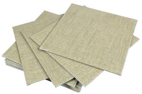 Linen Clear Primed Board