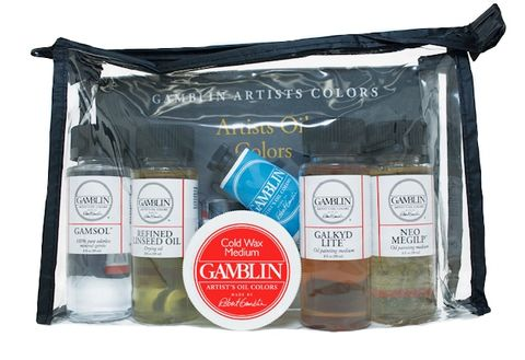 Gamblin Mediums Set