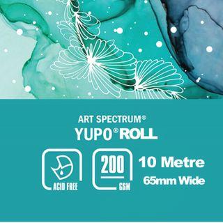 Yupo Roll 200gsm 10mx65cm