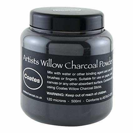 Coates Charcoal Powder 500ml