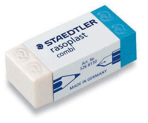 Staedtler Eraser Combi Rasoplast 526 BT30