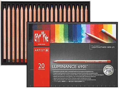 Caran D'Ache Luminance 6901 Set