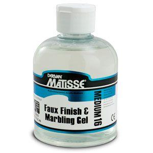 Matisse MM16 Marbling Gel 1ltr