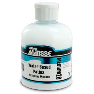 MATISSE MM20 Water-Based Patina 1ltr