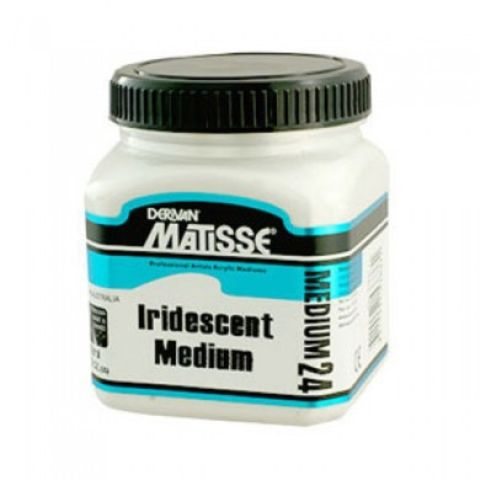 Matisse MM24 Iridescent Medium 1ltr