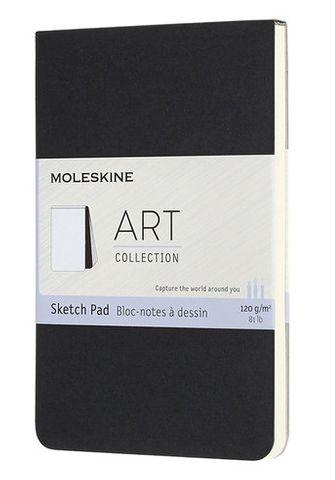Moleskine Sketch Pad - 48 Sheets ( Landscape )