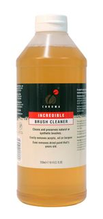 The incredible Brush Cleaner
