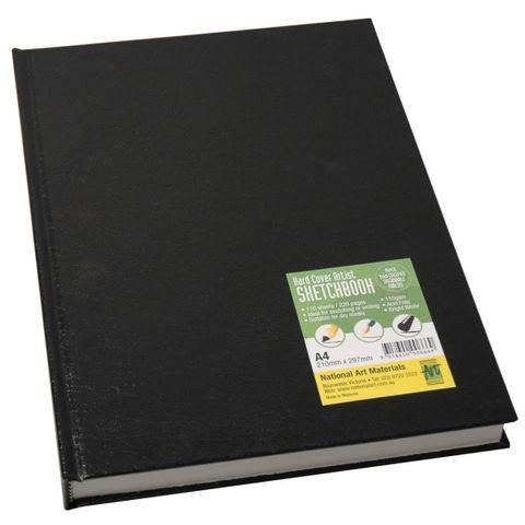 02 Nam Hard Cover Sketchbook